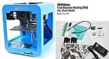 3D Drucker YLW C1 inkl. allem Zubehör