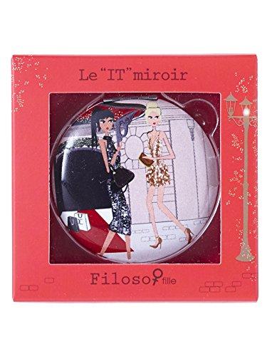 Filosofille Miroir Double de Sac Filo et Sofie au Palace