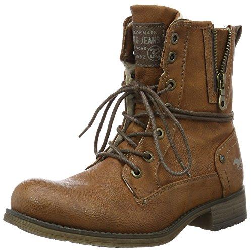 Mustang Damen 1139-630-301 Biker Boots, Braun (301 Kastanie), 41 EU