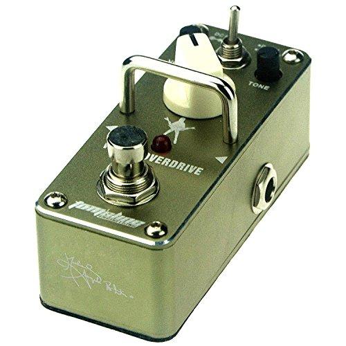 Tom'sline Engineering Vintage Overdrive Boost Pedal AGR3S de Michael Angelo Batio efecto guitarra efecto pedal