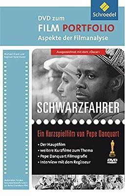 DVD zum Film Portfolio Aspekte der Filmanalyse: Schwarzfahrer - Ein Kurzspielfilm von Pepe Danquart, DVD-ROMAspekte der Filmana