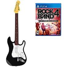 Rock Band 4 Guitar And PS4 Software Bundle [Importación Inglesa]