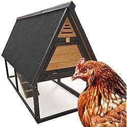 Corral casero para gallinas, pollos,...