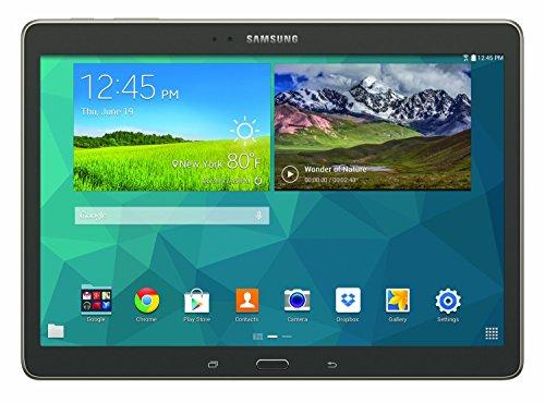 Samsung Galaxy Tab S SM-T805NZWABTU Tablet (16GB, 10.5 Inches, WI-FI) Titanium Bronze, 3GB RAM Price in India