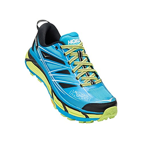 Hoka One Herren Mafate Speed 2 Traillaufschuhe Blau