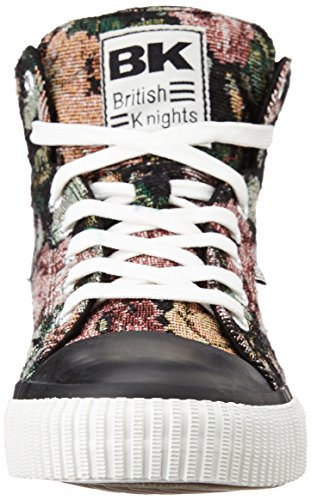 British Knights Unisex-Kinder Dee High-Top Noir