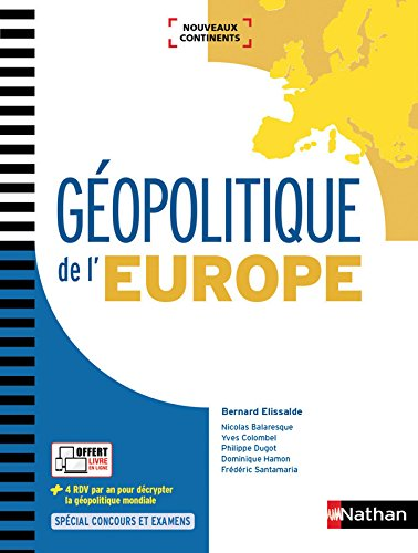 Gopolitique de l'Europe
