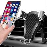 BRAINWIZZ Vent - Supporto da Auto / Porta Cellulare Universale per iPhone, Smartphone Android / griglia di ventilazione / aerazione 360 iPhone 5S / iPhone 6 / Samsung Galaxy S3 e S4 e S5 / HTC One / Sony Xperia / Nokia / Huawei / Acer