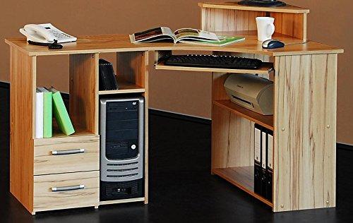 2-2-5-4-714-Computertisch-PC-Tisch-Brotisch-Eck-Schreibtisch-kernbuche-made-in-BRD
