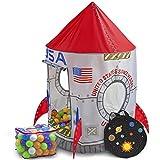 Space Adventure Roarin' Rocket Play Tent...