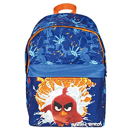 Sac à dos Enfants Angry Birds - Cartable Scolaire avec...