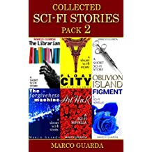 Collected Sci-Fi Stories (Pack Book 2) (English Edition)