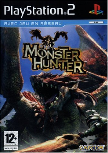 Monster Hunter [FR Import] (Monster Hunter Für Ps2)