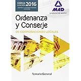 Ordenanzas y Conserjes de Corporaciones Locales. Temario General