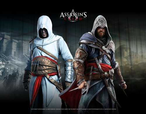 Assassins-Creed-Wallscroll-Altair-Ezio-Blackroom