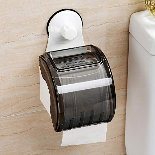 VENStL Toilettenpapier box punch-saug wandregal gesundheitsbad fach wc mal wasserdicht papier rohr LO5311052