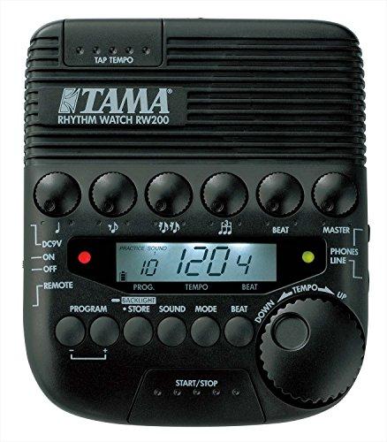 Tama RW200 Rhythm Watch Metronom/Drumcomputer mit beleuchtetem LCD Display