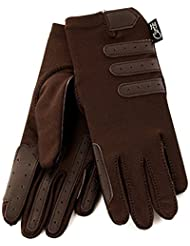 Zanahorias competencia hípica guantes térmicos Childs marrón
