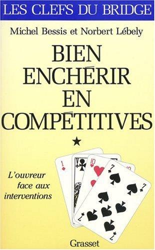 Bien enchérir en compétitives