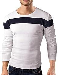 Grin&Bear coup slim sweat shirt tricoté veste homme cardigan pull