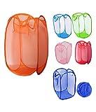 Oshop Trades Set of 6 Net Laundry Baskets- Large