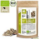 NATURTEIL – BIO Beifußkraut Geschnitten - 100g - Gewürz, Vegan, frei von Zusätzen | Organic Mugwort Cut