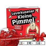 Leverkusener Kleine Pimmel | Lustiges Geschenk für Männer & Bayer 04 Leverkusen-Fans| witziger Scherzartikel Besser als Schwarze dunkel blau weiße graue Tennis Sneaker He| by Ligakakao.de