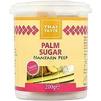 Thai Taste Palm Sugar 200 g (Pack of 3)