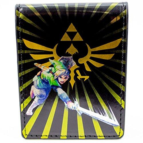 Cartera de Nintendo Zelda Skyward Sword Multicolor