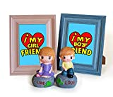 Best Gifts & Decor Friend Frame Two Pictures - TIED RIBBONS Special Valentine's day gift for Girlfriend Review