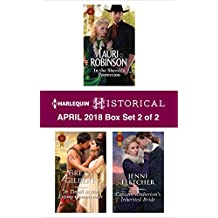 Harlequin Historical April 2018 - Box Set 2 of 2: In the Sheriff's Protection\In Thrall to the Enemy Commander\Captain Amberton's Inherited Bride (English Edition)