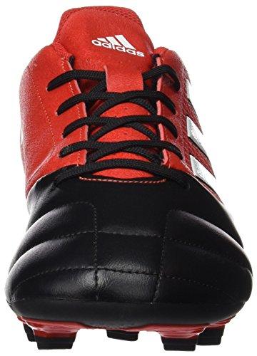 adidas Ace 17.4 Fxg, Chaussures de Futsal Homme Rouge (Red/ftwr White/core Black)