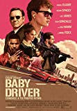 Baby Driver – Edición Metálica (4K Ultra HD + Blu-ray) – Edición Exclusiva Amazon [Blu-ray]