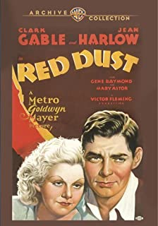 Red Dust by Clark Gable