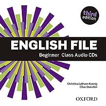 English File 3rd Edition Beg Class Audio CD (English File Third Edition)