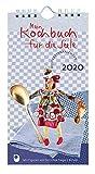 Mein Kochbuch für die Seele Postkartenkalender 2020 -
