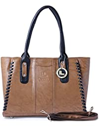 Levise London Stylish PU Leather Hand Bags For Ladies - Spacious, Durable Bags For Women Handbags For Women - B075RYV1JG