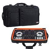 BUBM profesional DJ mochila, Gear bolsa de viaje para Pioneer DDJ SX rendimiento controlador de DJ, portátil y accesorios, fabricado, apropiado para Pioneer DDJ–SX, DDJ-SX2, DDJ–RX o de tamaño similar Gear