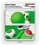 New Nintendo 3ds Deckel-Teller(Cover Plates) No.070 (3D Yoshi) [Nintendo 3DS]