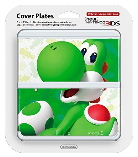 Preisvergleich Produktbild New Nintendo 3ds Deckel-Teller(Cover Plates) No.070 (3D Yoshi) [Nintendo 3DS]