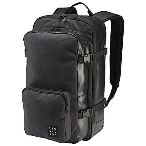 Reebok LM U Backpack Zaino Bambini, Nero, Unica