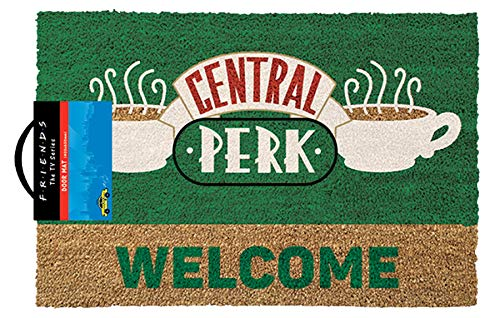 Felpudo Friends/The TV Series - Central Perk/Welcome