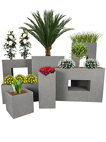 pflanzwerkr-pot-de-fleur-tower-gris-50x23x23cm-resistant-au-gel-protection-uv-qualite-europeenne