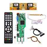 Bild des Produktes 'Junww Modul 5 OSD-Spiel RR52C.04A-Unterstützung Digitalsignal DVB-S2 DVB-C DVB-T2 / T ATV-Universal-LCD-Treiberplat'
