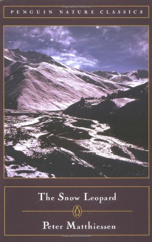 Book cover for The Snow Leopard