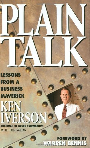 Plain Talk: Lessons from a Business Maverick (English Edition) -