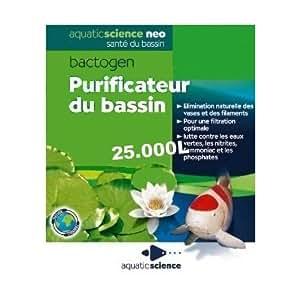 Aquatic science - Bactogen 25000 - NEOBAC025B