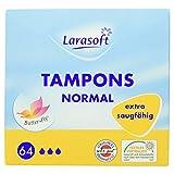 Larasoft Tampons Normal extra saugfähig, 64 Stück