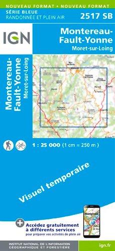 Descargar Libro 2517SB MONTEREAU FAULT YONNE de COLLECTIF