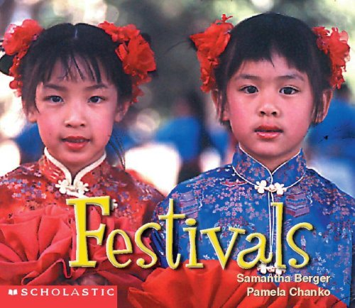 Festivals (Social Studies Emergent Readers)